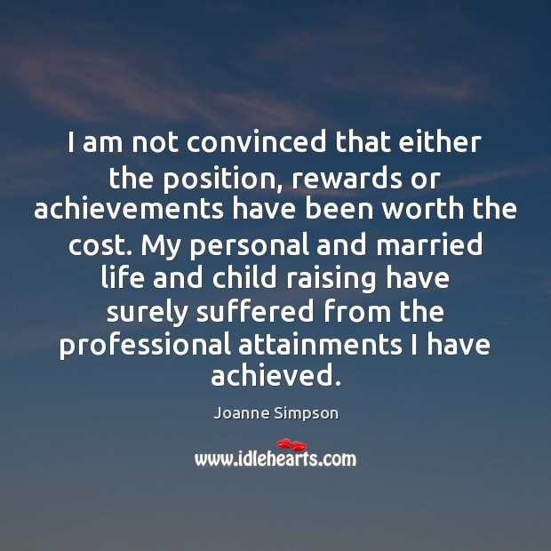 I am not convinced that either the position, rewards or achievements have Image