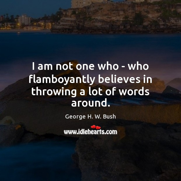 Picture Quote by George H. W. Bush