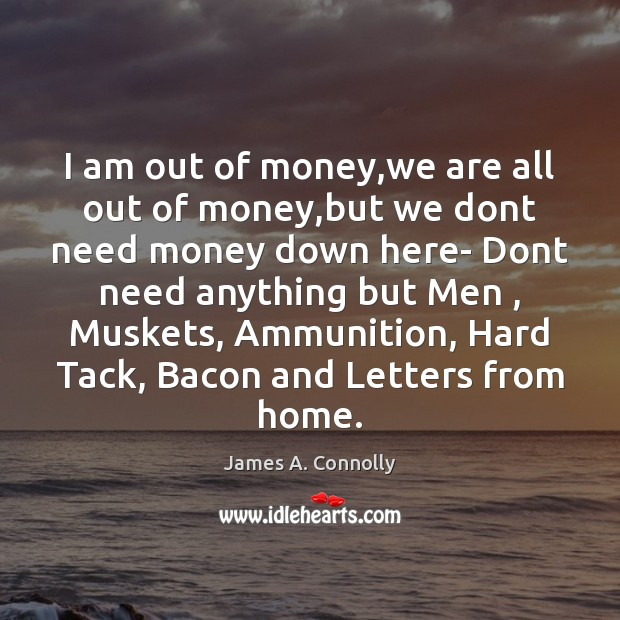 I am out of money,we are all out of money,but Image