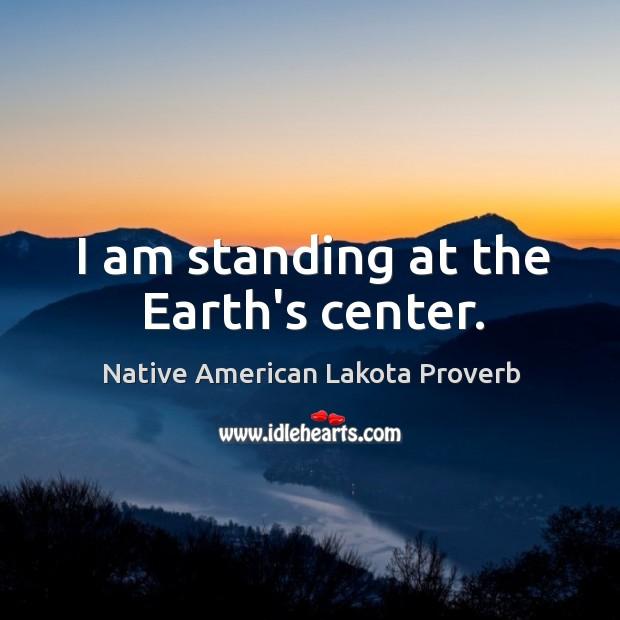 Native American Lakota Proverbs