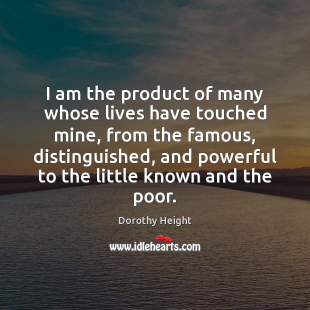 Picture Quote by Dorothy Height
