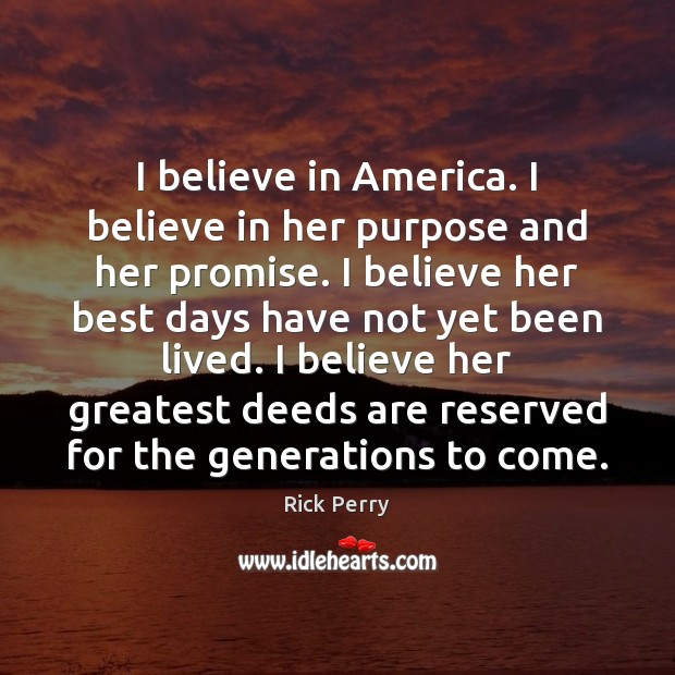 Picture Quote by Rick Perry