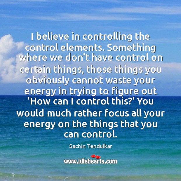 I believe in controlling the control elements. Something where we don't have Image