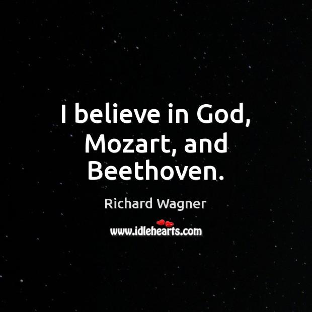 Believe in God Quotes