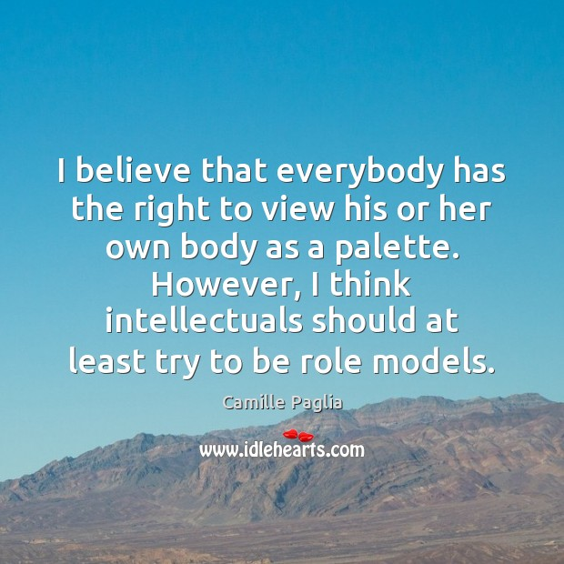 I believe that everybody has the right to view his or her Image
