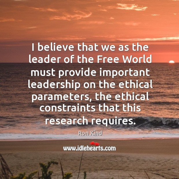 the importance of the leaders in the new world Acquiring a global leadership mindset: the new competitive advantage in the  certainly the most important thing the leader can do is to learn from experience,.