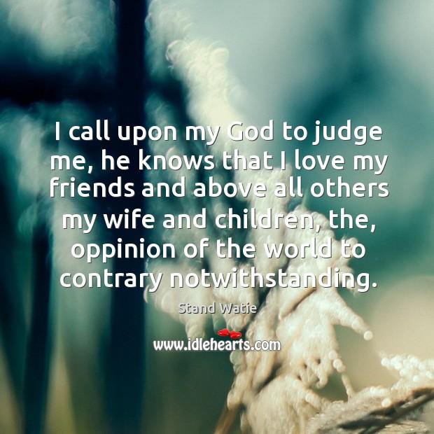 Judge Quotes