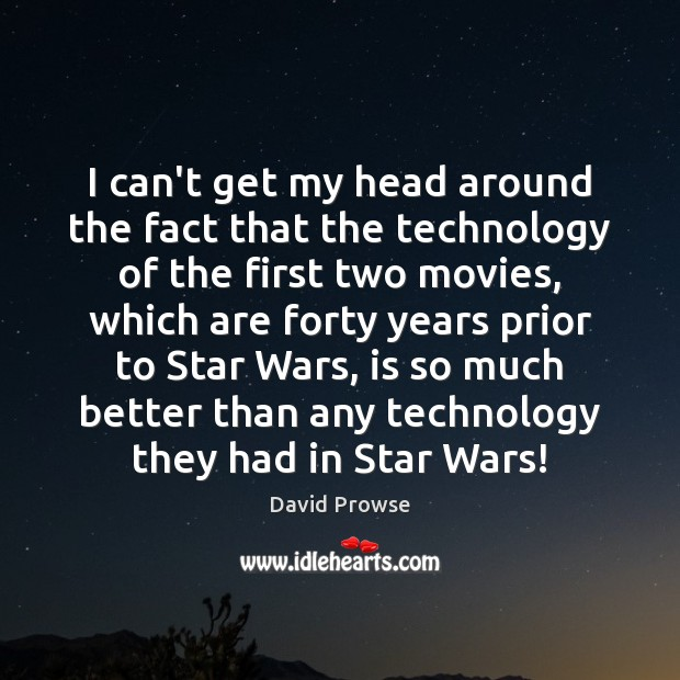 I can't get my head around the fact that the technology of Image