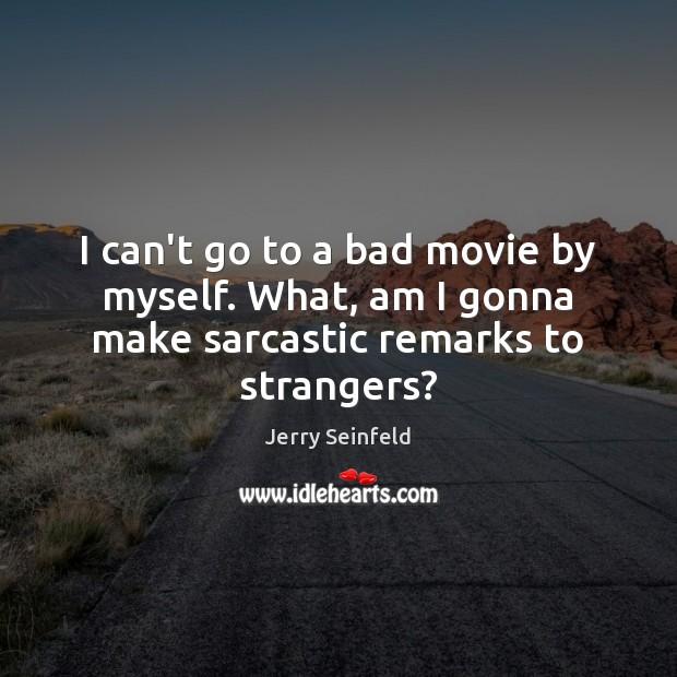 Sarcastic Quotes Image