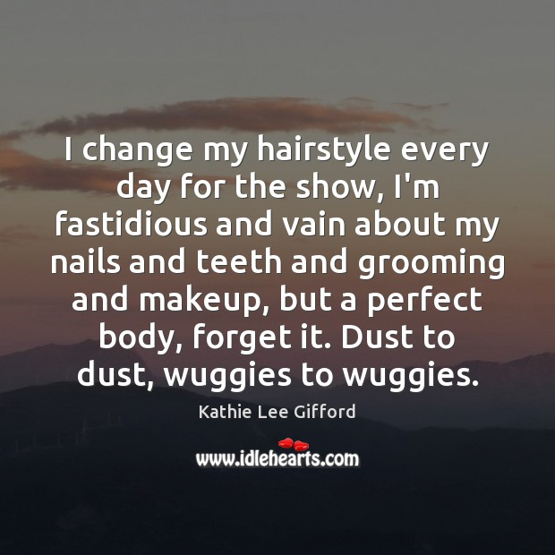Picture Quote by Kathie Lee Gifford