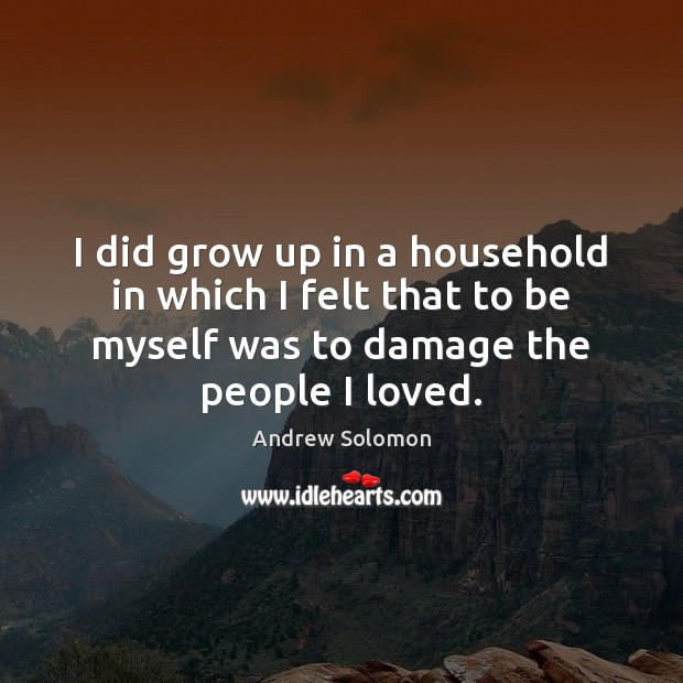 Picture Quote by Andrew Solomon