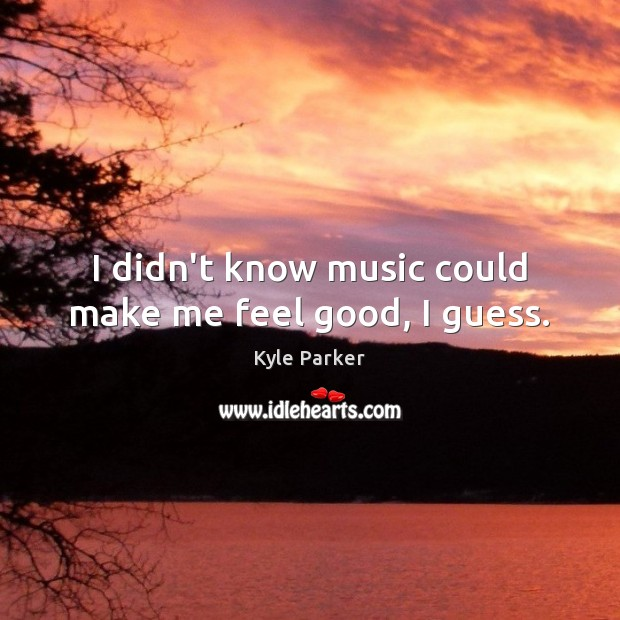 Picture Quote by Kyle Parker
