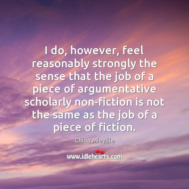 Image, I do, however, feel reasonably strongly the sense that the job of