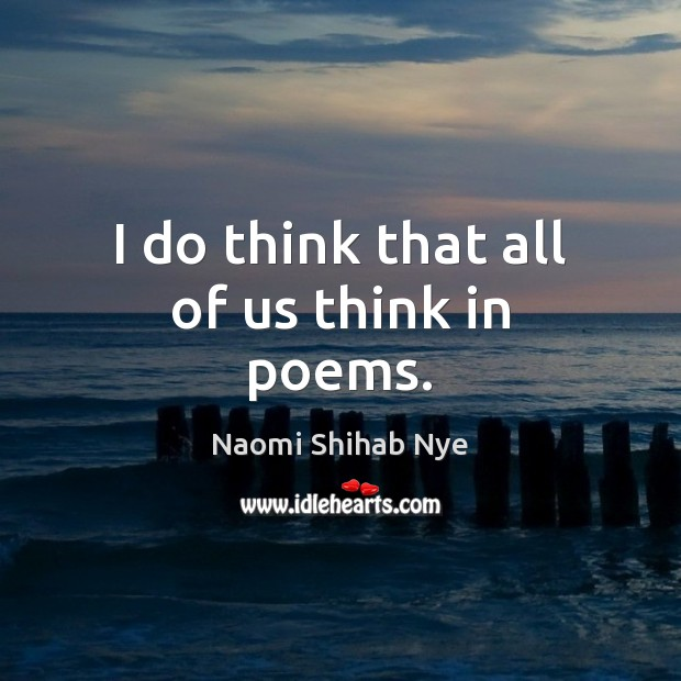 Picture Quote by Naomi Shihab Nye
