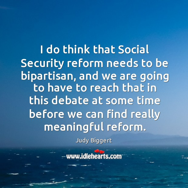 what social reform we need Social security, the federal the congressional budget office (cbo) benefits would need to be cut by about 20 percent in 2040 to equalize outlays and revenues.