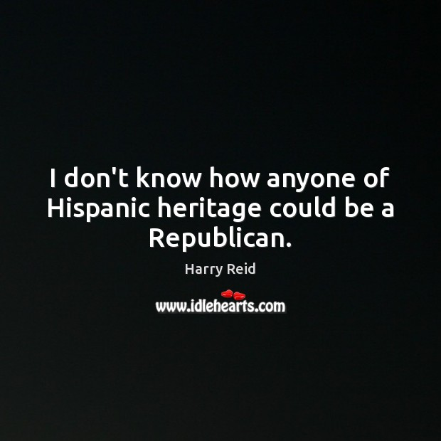 Picture Quote by Harry Reid