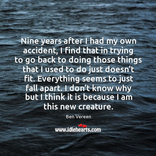 Picture Quote by Ben Vereen