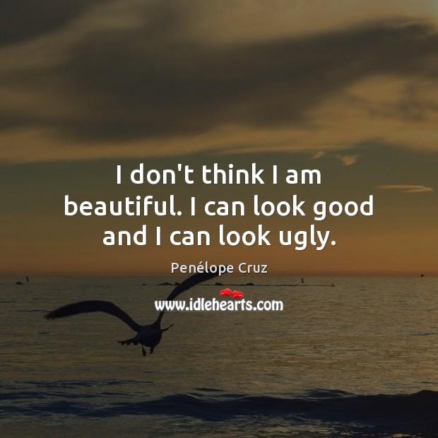 am i beautiful or ugly