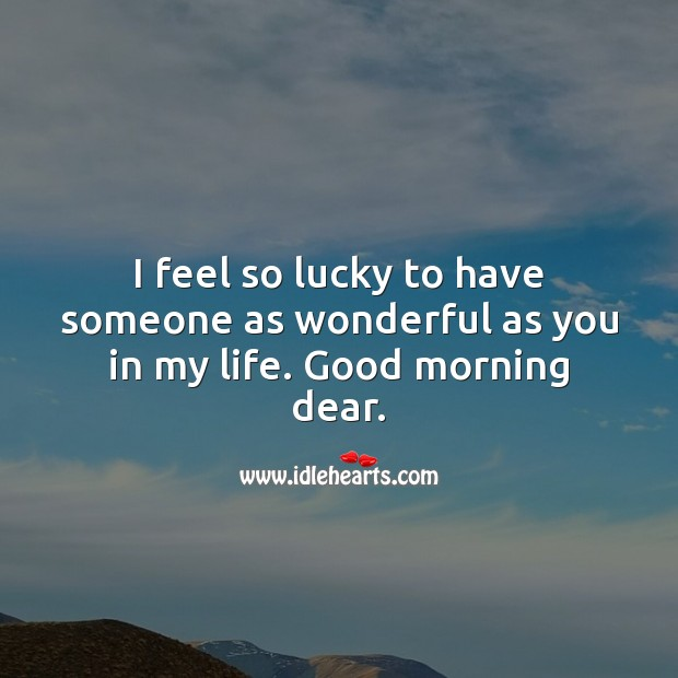 About lucky my to being in quotes you life have Top 82