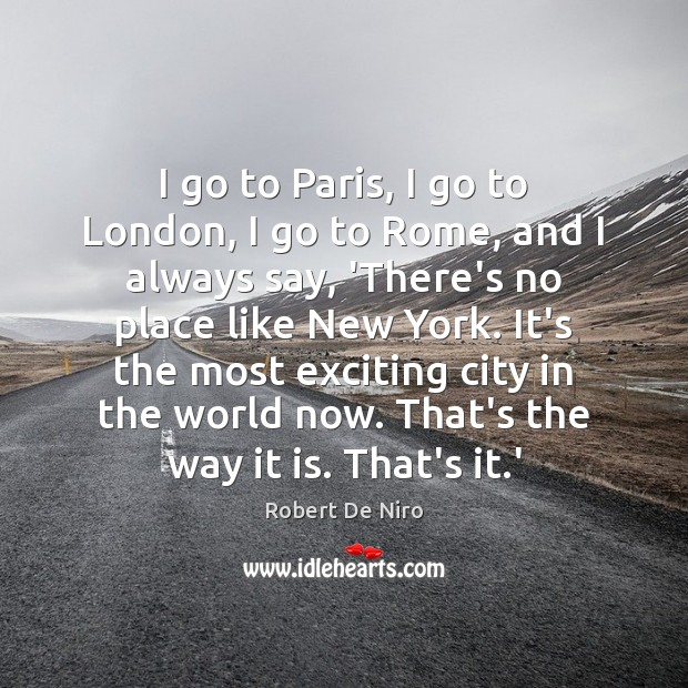 I go to Paris, I go to London, I go to Rome, Image