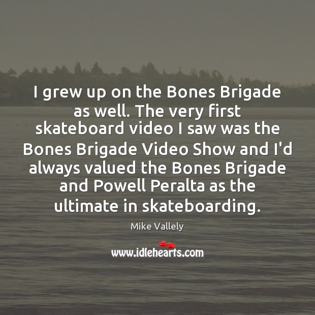 I grew up on the Bones Brigade as well. The very first Image