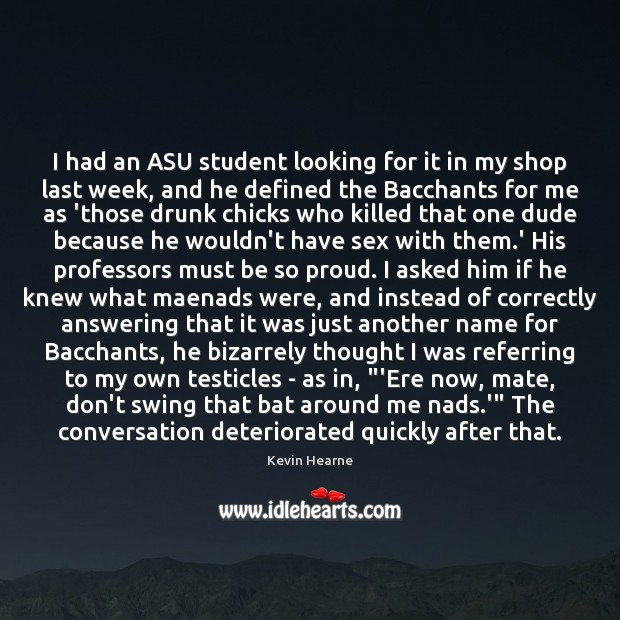 I had an ASU student looking for it in my shop last Image