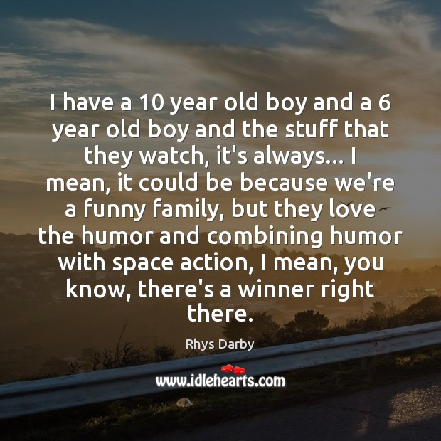 Image, I have a 10 year old boy and a 6 year old boy and