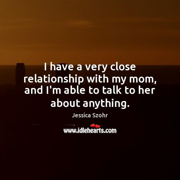close relationship