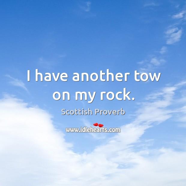 Scottish Proverb Image