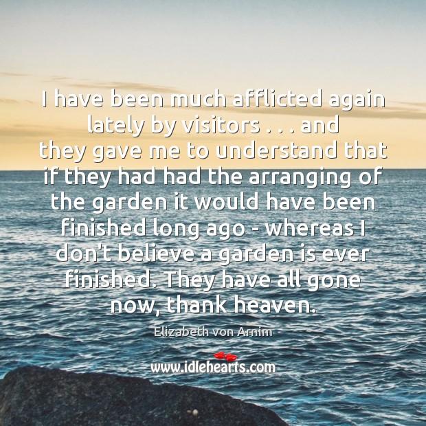 Picture Quote by Elizabeth von Arnim