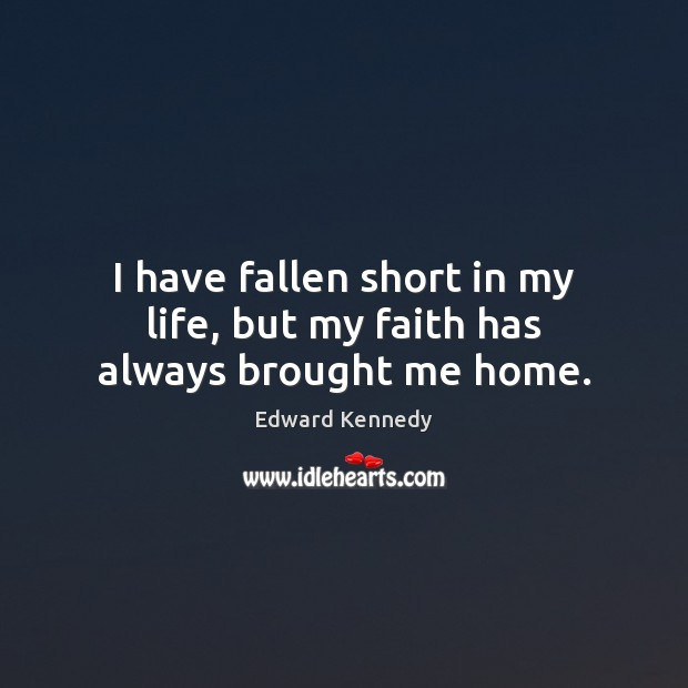 Picture Quote by Edward Kennedy