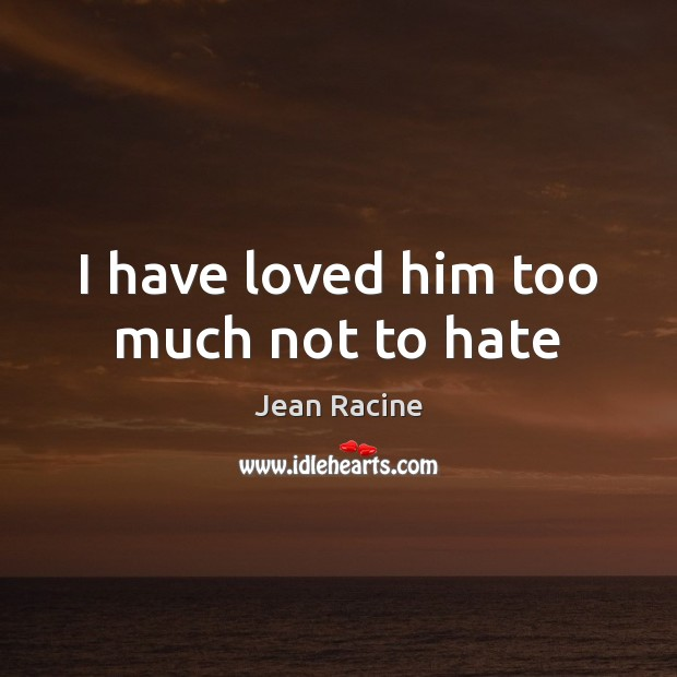 Hate Quotes