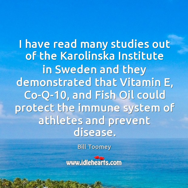 Image, I have read many studies out of the karolinska institute in sweden and they demonstrated that vitamin e