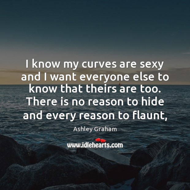 Image, I know my curves are sexy and I want everyone else to