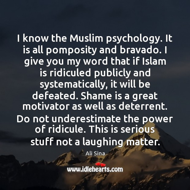 islam and the psychology of the muslim pdf