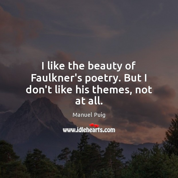 the evolution of the theme of beauty in poetry The theme of nature in world literature: western literature has seen an evolution in attitudes the sonnet sequence of love poems to his.