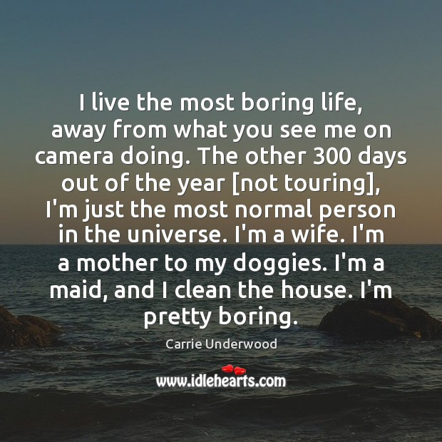 Boring Wives Quites: Quotes About Boring Life / Picture Quotes And Images On