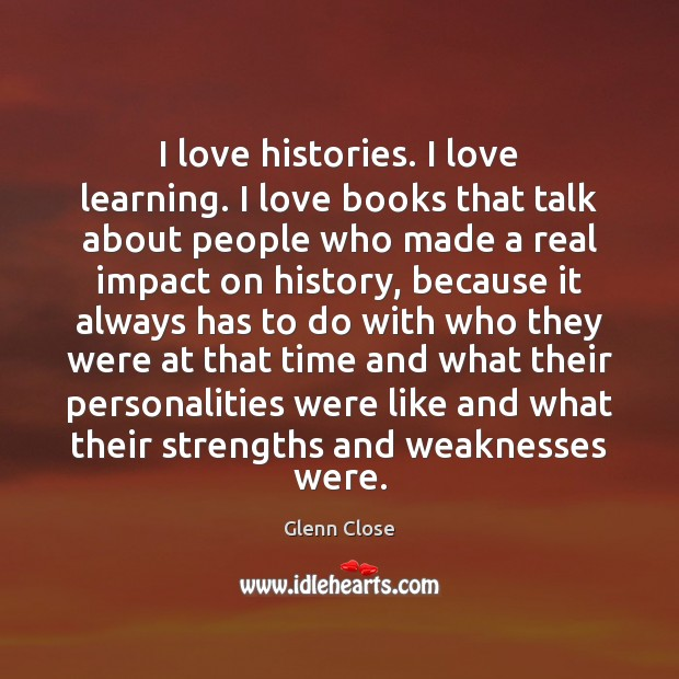 I love histories. I love learning. I love books that talk about Image