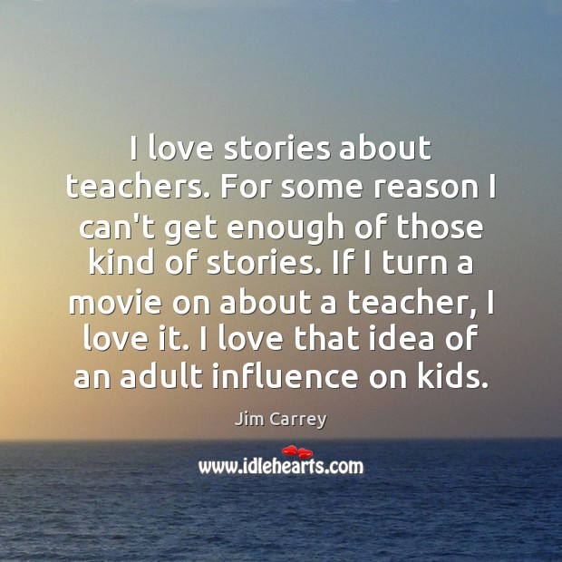 I love stories about teachers. For some reason I can't get enough Image