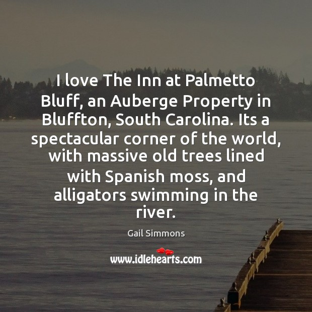 Image, I love The Inn at Palmetto Bluff, an Auberge Property in Bluffton,