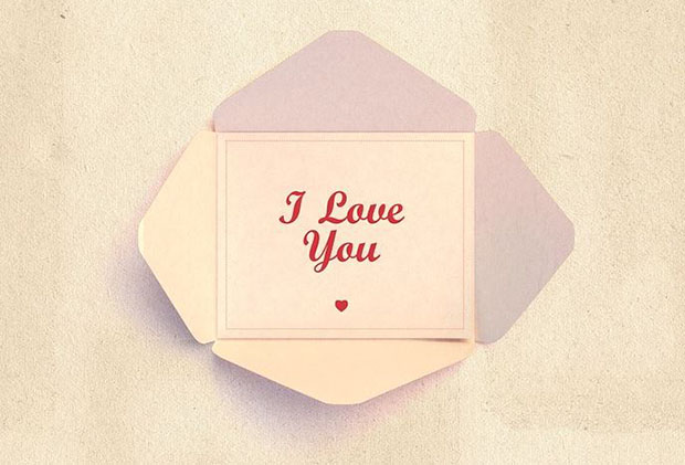 """The meaning of """"I love you"""" Let Go Quotes Image"""