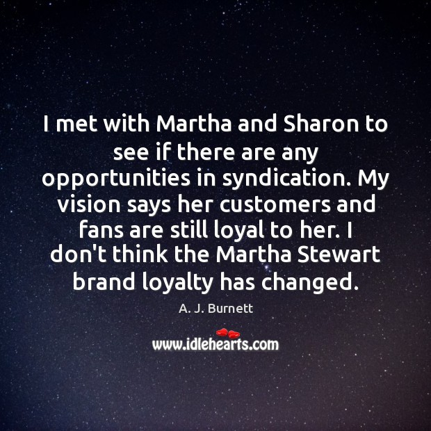 I met with Martha and Sharon to see if there are any Image
