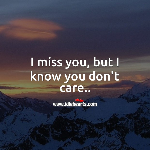 Miss You Quotes Image