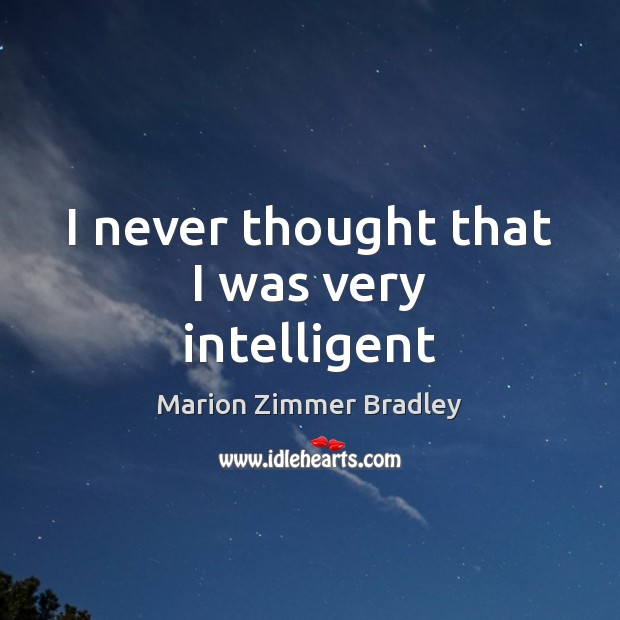 Picture Quote by Marion Zimmer Bradley