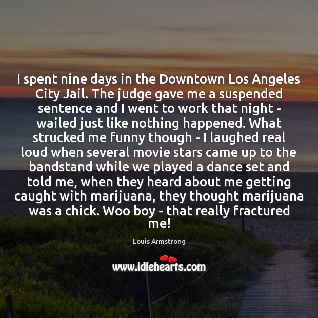 Image, I spent nine days in the Downtown Los Angeles City Jail. The