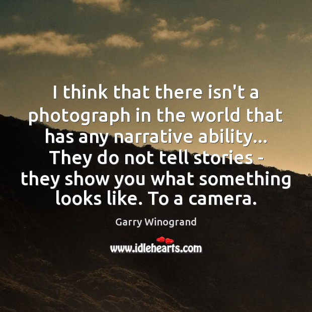 I think that there isn't a photograph in the world that has Image