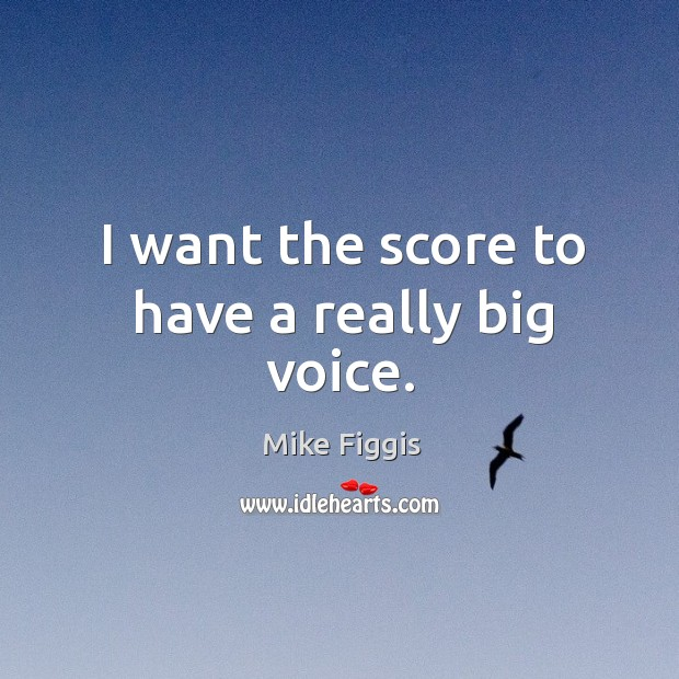 Picture Quote by Mike Figgis