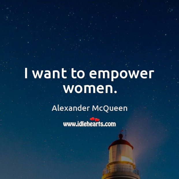 Picture Quote by Alexander McQueen
