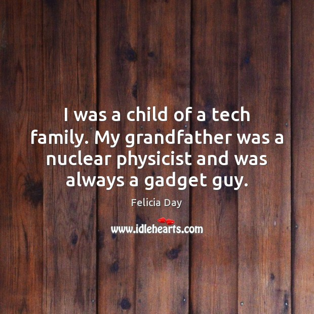 Picture Quote by Felicia Day