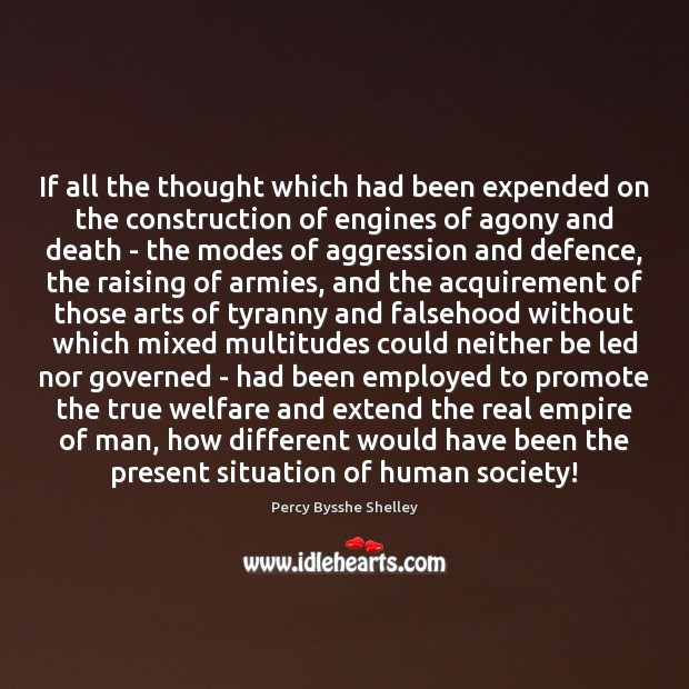 If all the thought which had been expended on the construction of Image